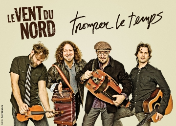Photo du groupe Le Vent du Nord